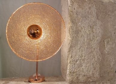 Table lamps - Copper table lamp - LA LANGUOCHAT