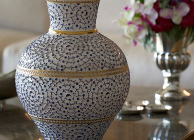 Vases - LEVNALEVN Vase halique - ESMA DEREBOY HANDMADE CERAMIC