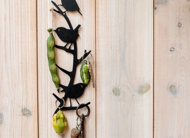 Decorative objects - Wall Hanger Birds - WILDLIFE GARDEN
