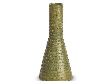 Céramique - Vase et bol à motifs poèmes IF - ESMA DEREBOY HANDMADE CERAMIC