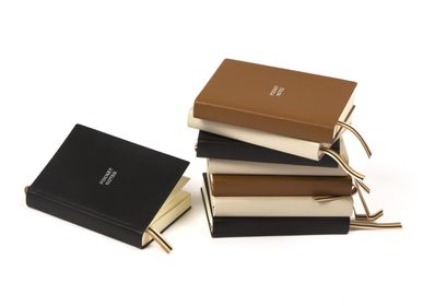 Stationery store - Leather Pocket Notebook - MLS-MARIELAURENCESTEVIGNY
