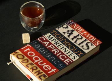 """Accessoire de voyage / valise - Couverture de livre """"Rendez-vous Paris moineaux"""" - MARON BOUILLIE"""