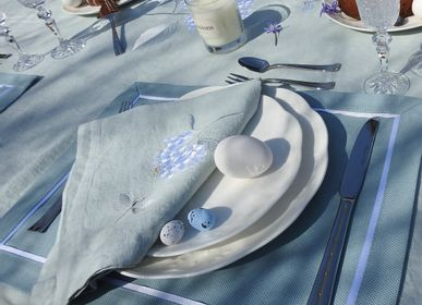 Kitchen fabrics - COLLECTION HYDRANGEA Napkin 2 - ARTIPARIS