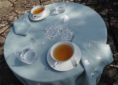 Kitchen fabrics - COLLECTION HYDRANGEA Tablecloth - ARTIPARIS