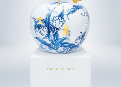 Objets design - TOUCH OF GOLD I - ROYAL BLUE COLLECTION®