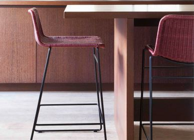 Office seating - C607 stool SH66 or 75 indoor | stools - FEELGOOD DESIGNS