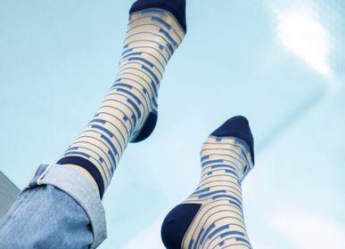 Socks - Shinjuku Blue Sock - ATELIER ST EUSTACHE