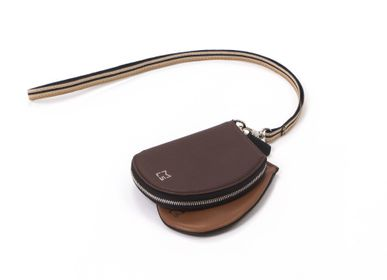 Leather goods - Pocket Micro Ebony - MLS-MARIELAURENCESTEVIGNY