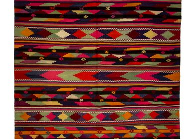 Classic carpets - HANDMADE KILIM RUG - OLDNEWRUG