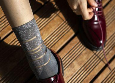 Socks - Tate Modern Silver Sock - ATELIER ST EUSTACHE