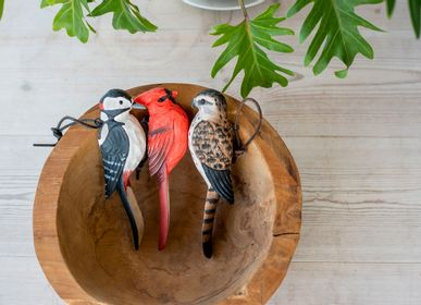 Decorative objects - Wooden shoehorns - WILDLIFE GARDEN