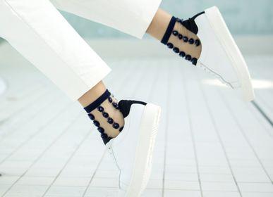 Socks - London Eye Blue Sock - ATELIER ST EUSTACHE