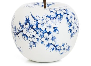 Design objects - BLOSSOM limited edition decorative item - ROYAL BLUE COLLECTION®