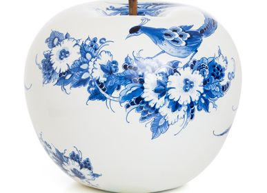 Design objects - PEACOCK II Limited Edition decorative item - ROYAL BLUE COLLECTION®