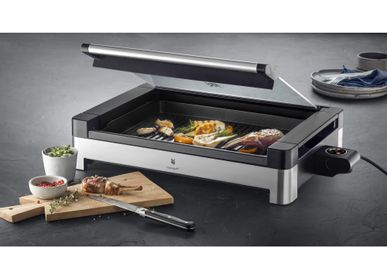 Small household appliances - LONO Table grill with glass lid - WMF