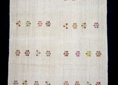 Contemporary carpets - HANDMADE GREY CARPET - OLDNEWRUG