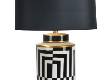 Objets de décoration - Lampes et vases en porcelaine - ISHELA EUROPA LDA