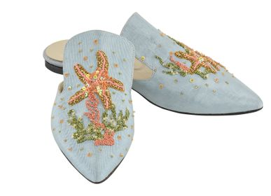 Shoes - Sea Star Slipper Shoes - AC ANATOLIANCRAFT