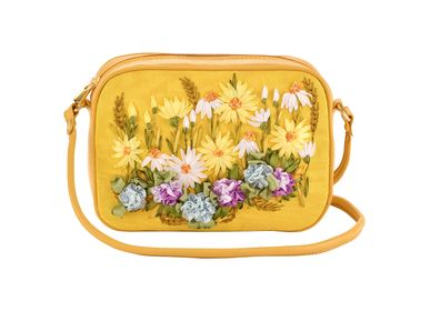 Bags / totes - Turkish Chamomile Bag - AC ANATOLIANCRAFT