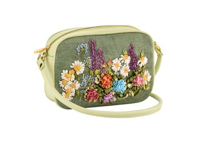 Bags and totes - The Ottoman Garden Bag - AC ANATOLIANCRAFT