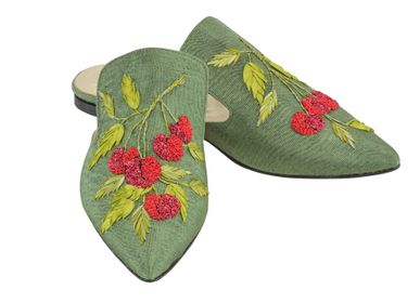Chaussures - Rouge Cerise - AC ANATOLIANCRAFT