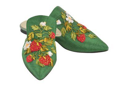 Vêtements de nuit - Chaussures de chaussons fraises sucrées - AC ANATOLIANCRAFT