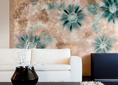 Wall coverings - Crack of Dawn Wall covering - OOLMOO