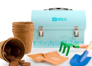Children's arts and crafts - Gardener's Suitcase - RADIS ET CAPUCINE