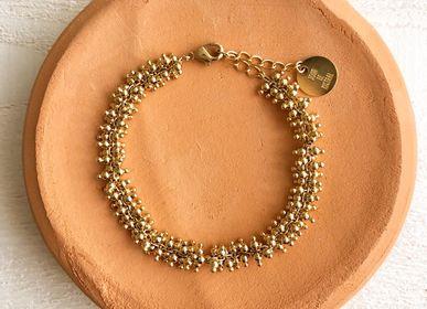 Jewelry - Figuieres gold Bracelet - JOUR DE MISTRAL