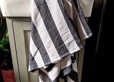 Other bath linens - Quick Dry Cotton Linen Towel Set Union Complete Set - FERGUSON'S IRISH LINEN