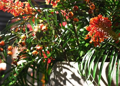 Décoration florale - Tropical Heat - COACH HOUSE