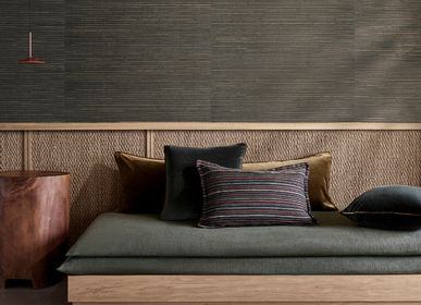 Wall coverings - GRASSCLOTH WALLCOVERINGS - MARK ALEXANDER