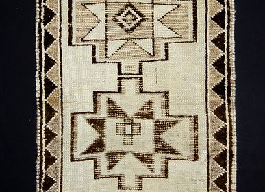 Contemporary carpets - HERKI RUNNER - OLDNEWRUG