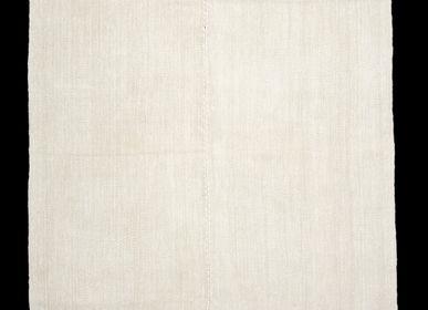Contemporary - WHITE CARPET - OLDNEWRUG