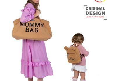 Bags and totes - Mommy Bag Teddy - CHILDHOME