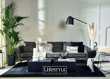 sofas - Sofa PERUGIA - LIFESTYLE HOME COLLECTION