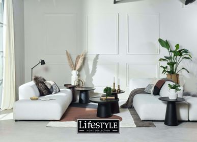 canapés - SIRMIONE SOFA ECRU - LIFESTYLE HOME COLLECTION