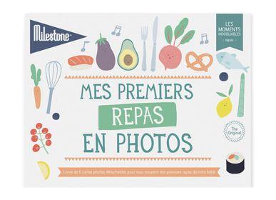 Loisirs créatifspour enfant - Livrets de cartes photos pour bébés - Milestone TM - MILESTONE TM
