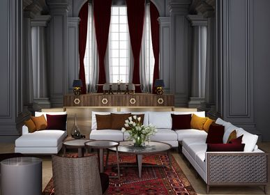 sofas - CASABLANCA CORNER SOFA - MOBI