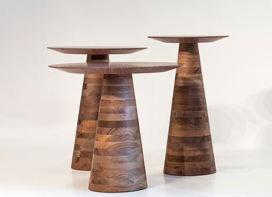Coffee tables - GOREME HIGH SIDE TABLE SET - MOBI