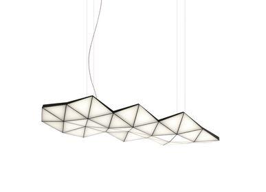 Ceiling lights - Contemporary Modular Pendant Light Tri Light TRI36 - TOKIO FURNITURE&LIGHTING