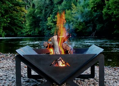 Design objects - Firepit Brasero - ALASKAN MAKER