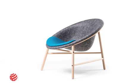 Office seating - Collodi Wood - DONAR