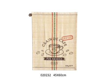 Dish towels - Cotton tea towel Arabica - EFYA