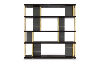 Layout - Lloyd Bookcase  - COVET HOUSE