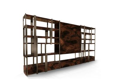 Bookshelves - Caffeine Bookcase  - COVET HOUSE
