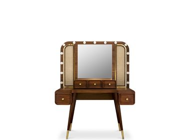 Tables consoles - Franco Dressing Table  - COVET HOUSE