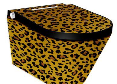 Toilets - Leopard - ARTOLETTA