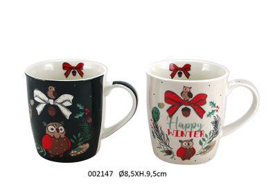 Tasses et mugs - Mug Chevêche - EFYA