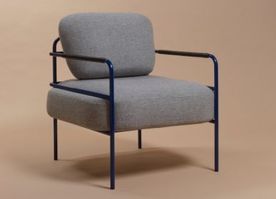 Armchairs - LAIME 42 with armrests  - NOMA